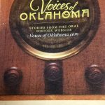 "a copy of ""Voices of Oklahoma"""
